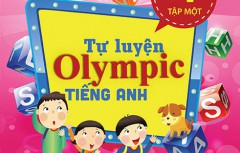 Tự luyện Olympic Tiếng Anh
