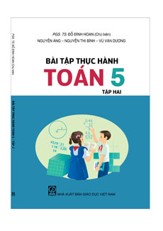Bài tập thực hành toán tiểu học - 10 cuốn