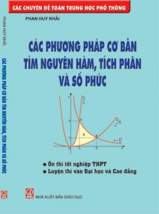 Chuyên đề toán THPT - 7 cuốn