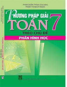 Giải toán 6,7,8,9 theo chủ đề - 8 cuốn