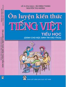 Ôn luyện toán - tiếng việt tiểu học - 2 cuốn