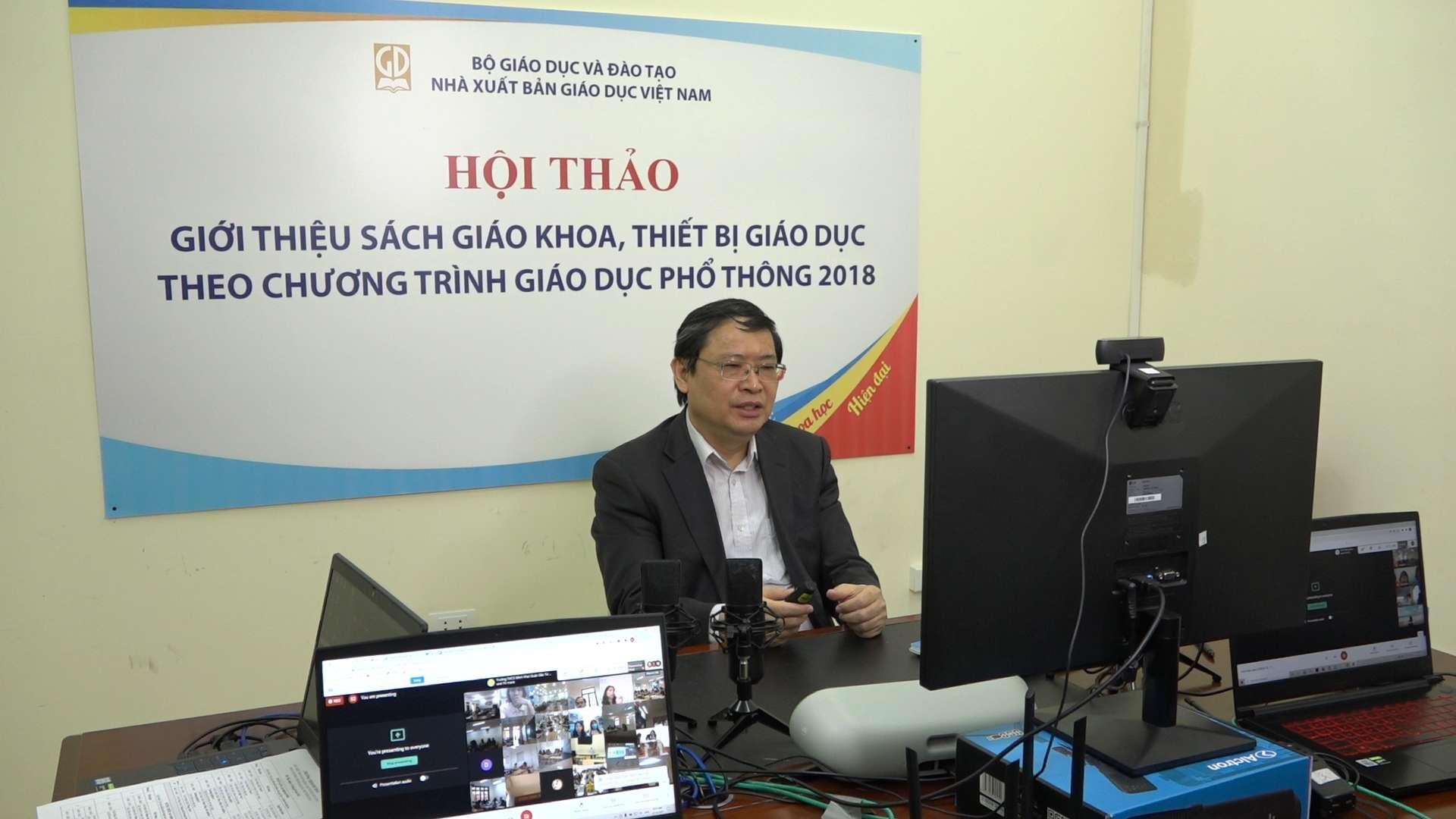 Hoàn thành công tác giới thiệu SGK Lớp 2, Lớp 6 theo chương trình GDPT 2018